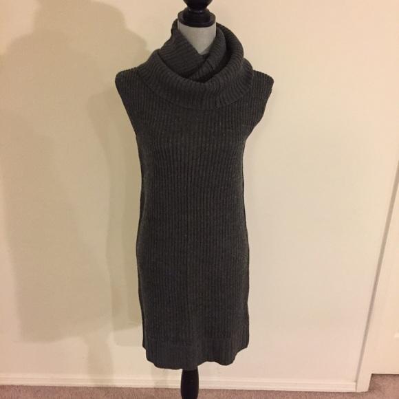 951dec15682 MICHAEL Michael Kors Dresses   Michael Kors Grey Sweater Dress ...